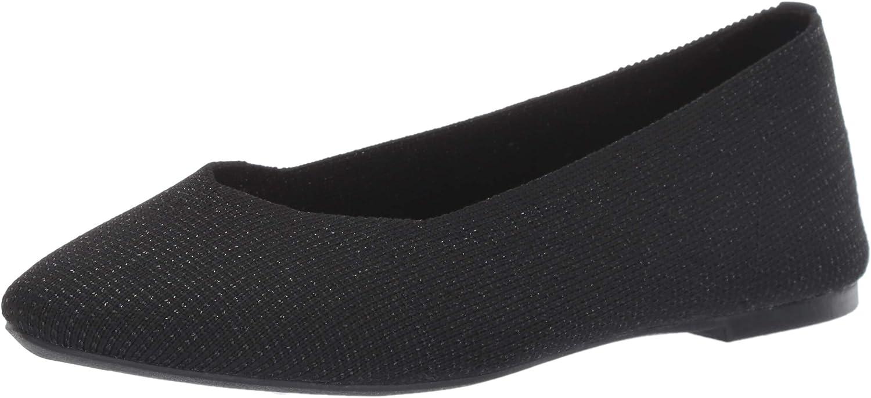 Max 82% OFF Skechers Wholesale Women's Cleo-Skokie-Metallic Engineered Ba Skimmer Knit