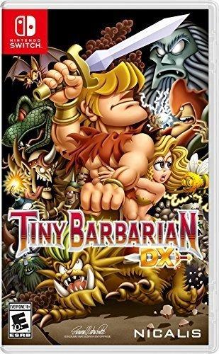 Tiny Barbarian DX - Launch Edition [Importación USA]