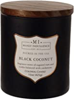 Manly Indulgence Black Coconut 15 oz Scented Candle