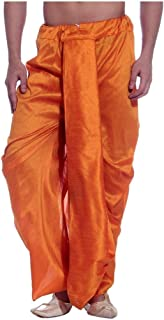 Royal Kurta Men's Art Silk Fine Quality Ready To Wear Dhoti Pant