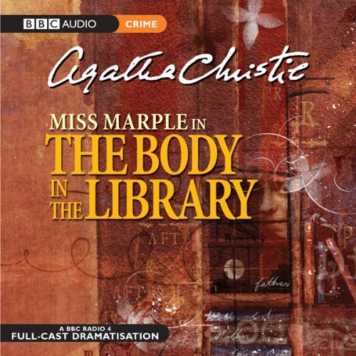 The Body in the Library (Dramatised) audiobook cover art