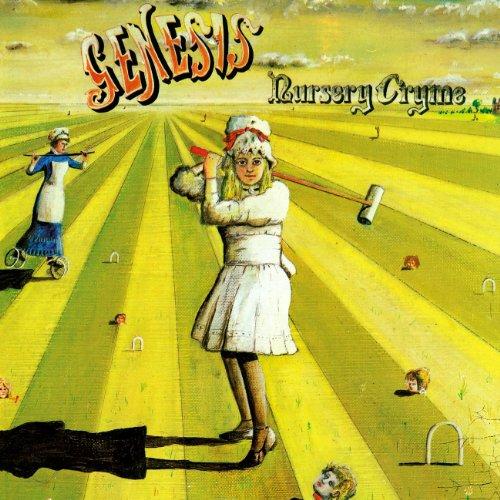 Genesis: Nursery Cryme (Remastered) (Audio CD (Remastered))
