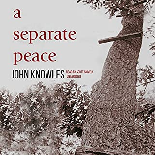 A Separate Peace cover art
