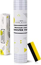 Transfer Tape for Vinyl - Premium Clear Vinyl Transfer Paper Roll - 12