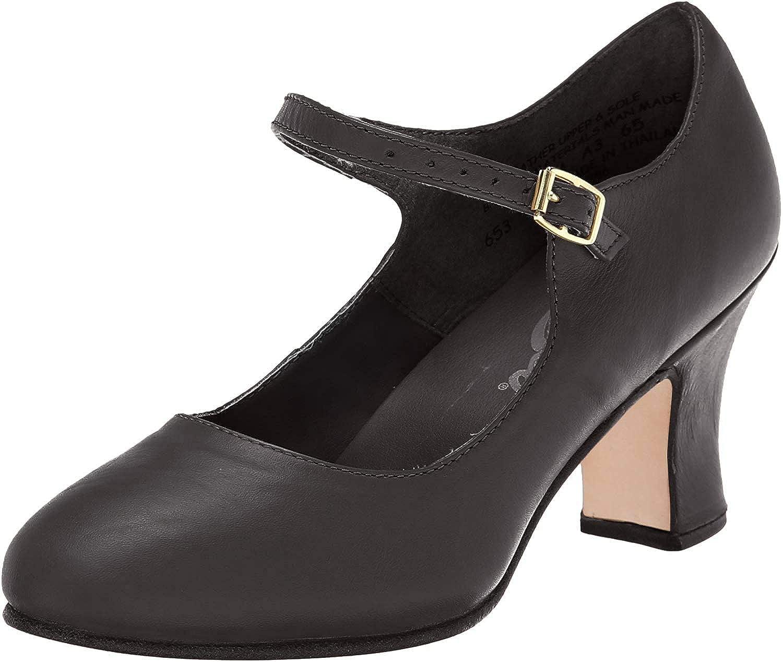 Capezio Women's Manhattan Character Shoe,