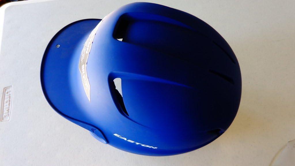 Complete Free Shipping Easton Natural Grip Senior Helmet Bargain Royal Batting