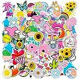 100 Stück Vinyls Stickers Selbstklebend Graffiti...
