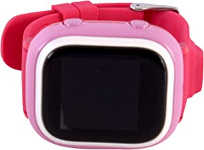 RelyEon Pink GPS Child Tracking Touch Screen Watch