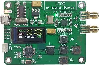 Signal Source Module, LTDZ MAX2870 STM32 signaalbron module 23,5 - 6000 MHz accessoires voor frequentie en modi via USB 5 V