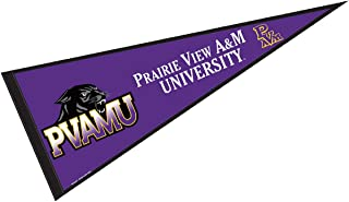 College Flags and Banners Co. PVAMU Panthers Pennant Full Size Felt