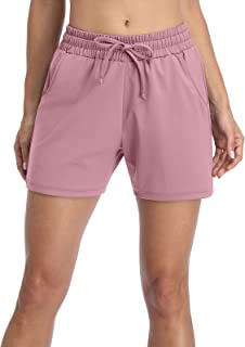 Women S Sports Shorts Amazon Co Uk
