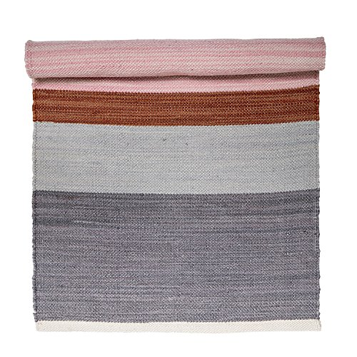 Bloomingville Rug, Multi-Color, Polyester L120xW60 cm
