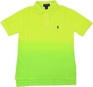 (ポロ ラルフローレン) POLO RALPH LAUREN ポロシャツ 半袖 ボーイズモデル グラデーション コットン(323605589) [並行輸入品]