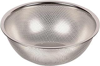 パール金属 ステンレス パンチングボール 24cm 日本製 HB-1644
