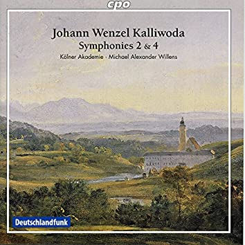 Kalliwoda: Symphonies Nos. 2 and 4 & Overture No. 17