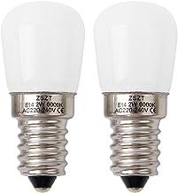 Bombilla nevera LED E14 2W ZSZT equivalente de bulbo del hal