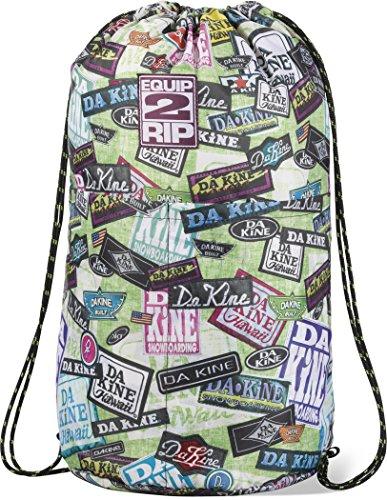 Dakine Stashable Cinchpack 19L Rucksack, Equip2Rip