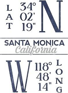 Best santa monica latitude Reviews