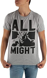 My Hero Academia All Might Mens T Shirt