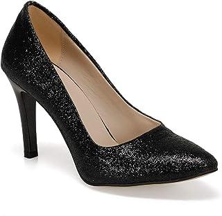 STEFANO Gümüş Kadın Gova Ayakkabı