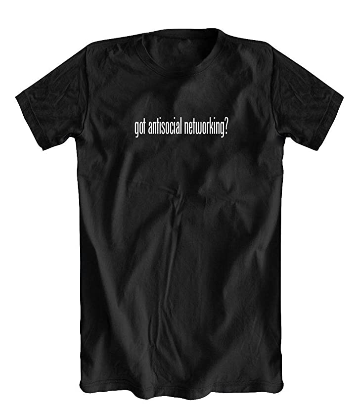 got Antisocial Networking? T-Shirt, Men's