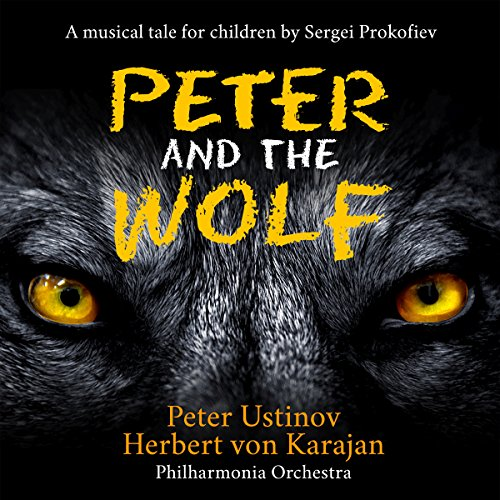 Peter and the Wolf Titelbild