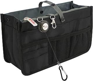 Dahlia's Patented Handbag Purse Organizer Insert - STURDY Flexible