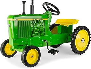john deere pedal tractor wagon metal