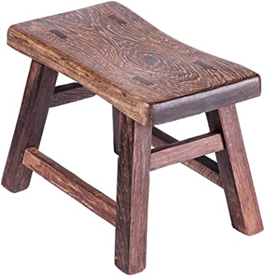 Admirable Color Wood Color High 50Cm Jxxddq Wood Step Stool Two Step Ibusinesslaw Wood Chair Design Ideas Ibusinesslaworg