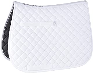 Hkm Hkm 4000315759026 Saddle Cloth Small Quilted Versatility5800 Green//Warmblood