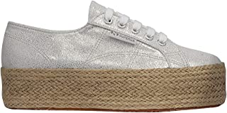 Superga Women's 2790 Jersey Frost Lame Sneakers