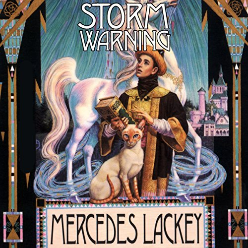 Storm Warning audiobook cover art