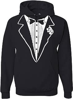Best tuxedo hoodie sweatshirt Reviews