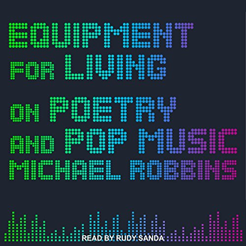 Equipment for Living audiobook cover art