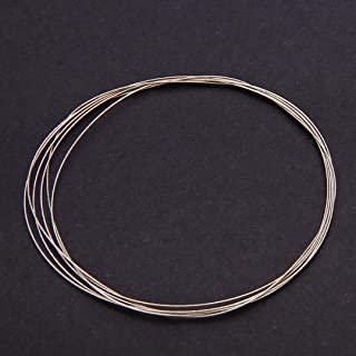 YUQIYU 0,26/0,38 mm Saw Blades skära metall Wire för Diamond Emery Jade metall sten Glass Hand Craft Accssories (Thickness...