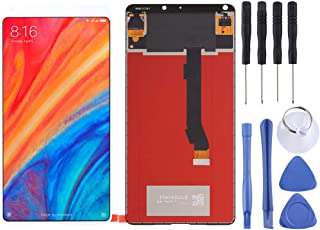 LCD Screen Replacement LCD-skärm och digitizer full montering för Xiaomi MI Mix 2S Phone Accessories