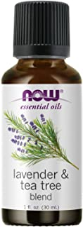 Now Foods Essential Oils, Lavender and Tea Tree, 30ml