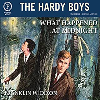 What Happened at Midnight audiobook cover art