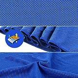 Zoom IMG-1 hyadiertech asciugamano microfibra set 5