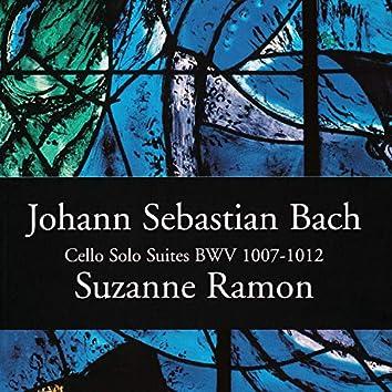 Johann Sebastian Bach: 6 Cello Solo Suites BWV 1007-1012