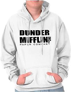 Brisco Brands Dunder Paper Company Mifflin Office TV Show Hoodie