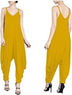 Blanco Summer 2 pcs Jumpsuit XL, Yellow
