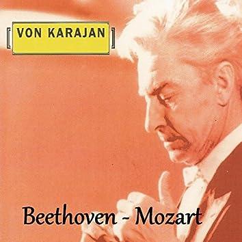 Von Karajan - Beethoven - Mozart