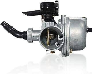 DUILU Carburetor Motorcycle Carb 19mm PZ19 for 50 70 90cc 110cc 125cc ATV sunl NST Chinese Cable Choke