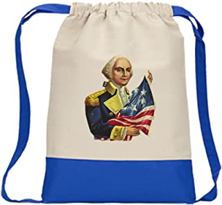 With love for friends Drawstring Backpack Sack Bag iRocket
