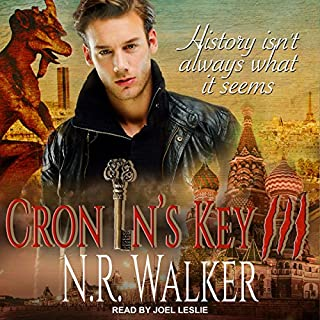 Cronin's Key III cover art