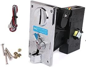 Aleación De Plástico Monedero Electrónico Selector De Aceptor Expendedora Juego De Arcade Parte
