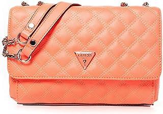 GUESS Womens Cessily Cross-Body Handbag