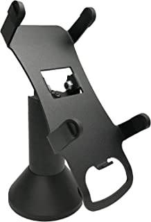 Discount Credit Card Supply Swivel and Tilt Verifone Vx520 Terminal Stand, Screw-in and Adhesive