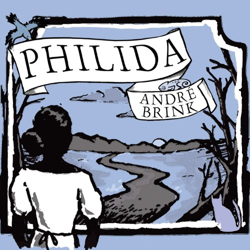 Philida audiobook cover art